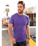 Alstyle Ringspun Fitted Crew Neck T-Shirt 5301